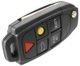 Кутийка дистанционно управление Volvo S60 (-2009), S80 (-2006), V70 P26, XC70 (2001-2007), XC90 (-2014) 8688800